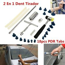 Car Body Paintless Dent Pit Repair Tool Puller Removal Glue Pulling Tabs Hammer