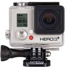 GoPro HERO 3+ Silver Edition waterproof 40' 120fps slowmotion camera 1080p HD