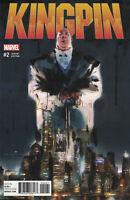 Kingpin #2 1:25 Kieron Grant Variant Marvel 2017 Daredevil HTF