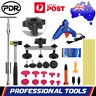 PDR Hail Damage Paintless Dent Removal Puller Bridge Hammer Tabs Repair Tool Kit