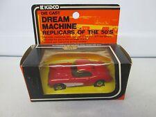 Kidco Dream Machine Replicars of the 50's 1956 Corvette