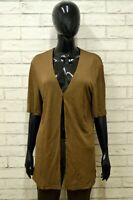 Maglione Donna LUISA SPAGNOLI Taglia Size XL Giacca Blusa Pullover Sweater Woman