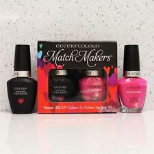 CUCCIO Veneer Match Makers - TOTALLY TOKYO 6011 Gel & Nail Lacquer Duo Kit