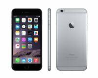 NEW SPACE GRAY VERIZON GSM/CDMA UNLOCKED 64GB APPLE IPHONE 6 PHONE JK42 B