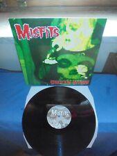 "Misfits ""Shocking Return"" LP  Kissed By Death EUROPE 1997 UNOFFICIAL"