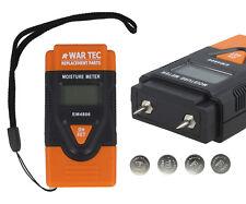 Feuchtigkeit Messgerät Tester Für Holz Karton Gips Protokolle für STIHL Nutzer