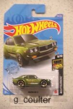 2020 HOT WHEELS NIGHTBURNERZ MAZDA RX-3 8/10 243/250 LONG CARD GReddy