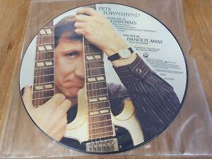 """Pete Townshend – Uniforms PICTURE DISC 12"""""""