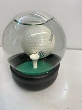 Fitleist Golf Ball#2 Dy/so/lo In A Ball With Water Challenge Yourself To Stand