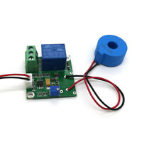 Current Sensor Module AC Detection Module 50A Switch Output