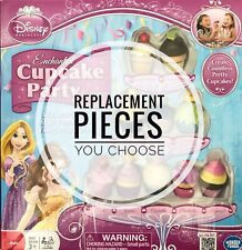 Disney Princess Enchanted Cupcake Party Game Replacement Pieces - You Choose