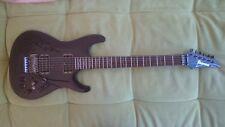 E-Gitarre Ibanez S520x mit Piezzo im Tremolo
