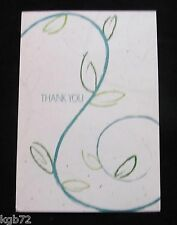 Leanin Tree Thank You Blank Inside Greeting Card Multi Color R221