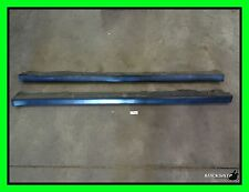 96-00 Honda Civic Sedan Side Skirts | Pair | Driver & Passenger | Rocker Covers