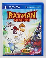 RAYMAN ORIGINS - PSVITA PS VITA PSP PLAYSTATION PORTABLE - PAL ESPAÑA - ORIGIN