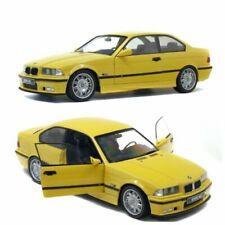 Articoli di modellismo statico Solido Scala 1:18 per BMW
