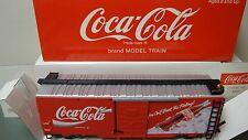 Lgb 4391 Coca-Cola You Can't Beat The Feeling Reefer Boxcar Nib Rare