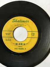 """R&B SOUL 45/ AMOS MILBURN JR. """"GLORIA"""" / """"LOOK AT A FOOL""""     HEAR!"""