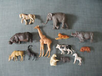 Britains Ltd animals (13 in all)