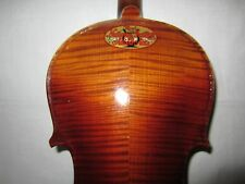 Vintage American Violin 4/4 Jackson-Guldan Stradivarius Old Fiddle Ready to Play