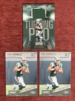 Lot of (3) 2018 Playoff SAM DARNOLD Rookie #203 Turning Patch TP-SB RC NY Jets🔥