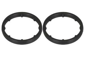 x2 Oil Cooler Gasket Seal FOR VOLVO XC90 I 2.5 02->14 Petrol 275 209 Elring