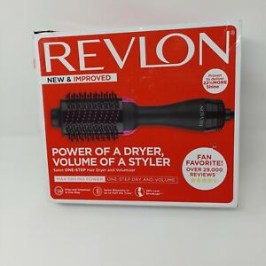 REVLON Collection Salon One Step Hair Dryer and Volumizer