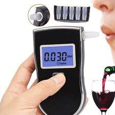 Advanced Police Digital Breath Alcohol Tester Breathalyzer Analyzer Detector KG