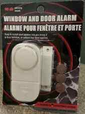 WIRELESS ALARM Window , Door or Cabinet sensor, 90 DB alert, Home Security