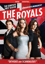 Royals: Season 1 DVD BRAND NEW (SEALED)