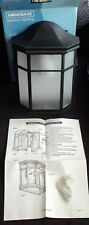 11570) BNIB Homebase Outdoor Lighting 60w Coral Lantern Die Cast MM19213