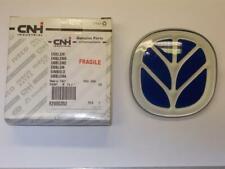 Genuine New Holland (82005352) Bonnet Logo/Emblem for 30,40,56 & Fiat Models -BA