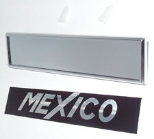 """Ford Escort MK1 Front Wing Badge """"MEXICO""""  NEW!"""