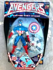 Avengers United They Stand - CAPTAIN AMERICA Vintage ToyBiz 1999 Marvel Legends