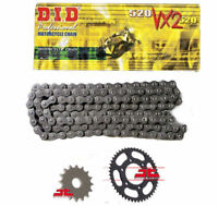 Beta 300 RR 2T 2013-2018 DID VX2 X-Ring Chain & Sprocket Kit