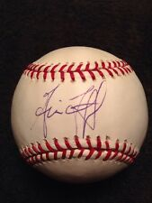 Gavin Floyd Signed Autographed Major League Baseball- Single Auto