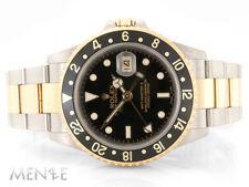 Rolex GMT Master II 16713 Stahl / Gold B+P 2005 LC100  (11859)