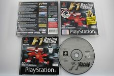 PLAY STATION PSX PS1 F1 RACING CHAMPIONSHIP COMPLETO PAL ESPAÑA