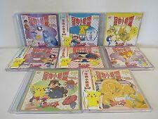 Rare Pocket Monsters Anime 1998 Nintendo Collection Set of 8 (Lot #3)