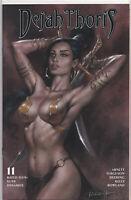 DEJAH THORIS #11 (LUCIO PARRILLO VARIANT) COMIC BOOK ~ Dynamite Entertainment