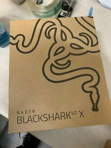 Razer BlackShark V2 X Gaming Headset: 7.1 Surround Sound Capable - 50mm Drivers