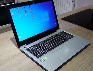 "Ordinateur portable ASUS 15.6"" - Intel I7 - RAM 8Go - SSD 500GB - Geforce 940MX"