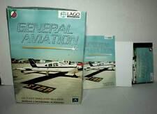 GENERAL AVIATION GIOCO USATO OTTIMO STATO PC CDROM VERSIONE ITALIANA FR1 40513