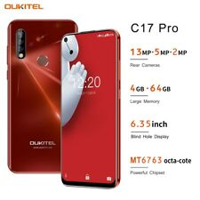 OUKITEL C17 Pro 64GB 4G Smartphone Ohne Vertrag Handy 3900mAh FACE ID Android9.0