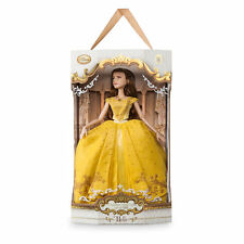 NEW Disney - Beauty and the Beast - Belle Limited Edition Doll