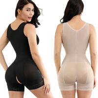 Full Body Seamless Shapewear Women Bodysuit Firm Control Girdle Corset Shaper