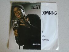 """Will Downing - A Love Supreme - 7"""" Vinyl Single"""