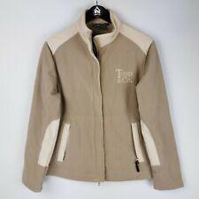 Mark Todd / Todd & Co Ladies Beige Equestrian Full Zip Fleece - Size 14