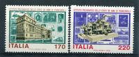 ITALIE 1979, timbres 1372/1373, INSTITUT GRAPHIQUE d' ETAT, neufs**