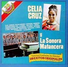 20 Exitos Originales, Sonora Matancera, Cruz, Celia, Good